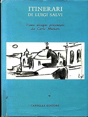 Itinerari di Luigi Salvi: Carlo Munari