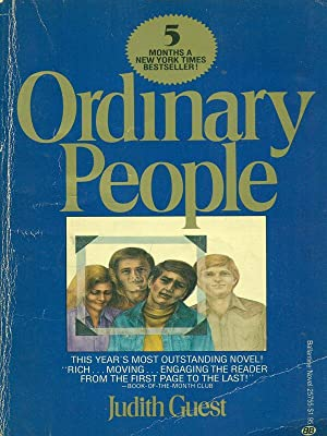 characterization of conrad in ordinary people by judith guest In the spellbinding novel ordinary people, judith guest gives readers the main character, conrad an ordinary outlook the movie ordinary people directed by.