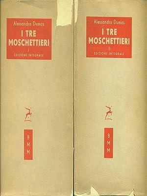 I tre moschettieri I-II: Alessandro Dumas
