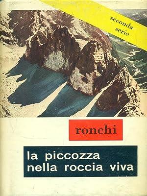 La piccozza nella roccia viva: Carmela Ronchi