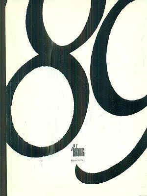 Il diaframma 1989: aa.vv.