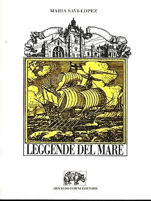 Leggende del mare: Maria Savi Lopez