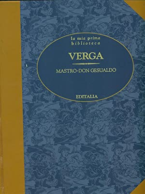 Mastro - Don gesualdo: VErga