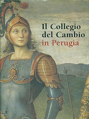 Il Collegio del cambio in Perugia: Pietro Scarpellini