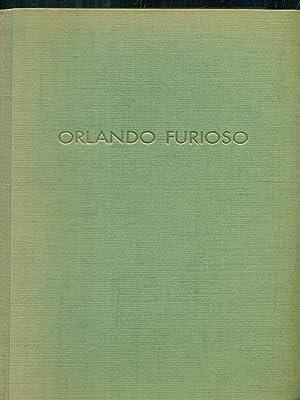 Orlando Furioso.: Ludovico Ariosto