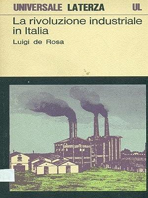 La rivoluzione industriale in Italia: Luigi de Rosa