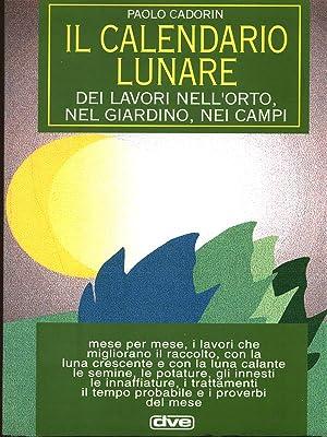 Calendario Lunare 2020 Semine.Calendario Lunare Abebooks