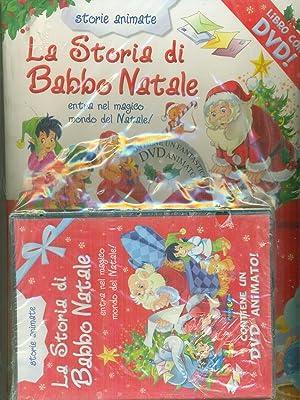 La storia di Babbo Natale - Scopri: aa vv