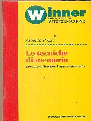 Le tecniche di memoria.: Alberto Pozzi