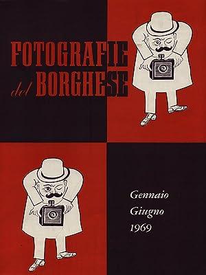 Fotografie del Borghese - Gennaio Giugno 1969