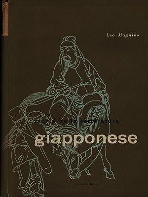 Storia della letteratura giapponese.: Leo Magnino