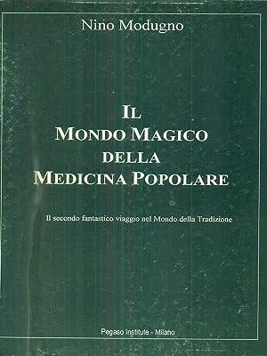 Il mondo magico della medicina popolare: Nino Modugno