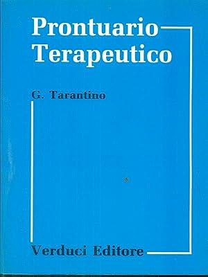 Prontuario terapeutico: G tarantino