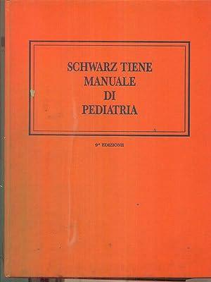 Manuale di pediatria: Schwarz tiene