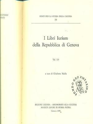 I libri Iurium della repubblica di genova: Elisabetta Madia