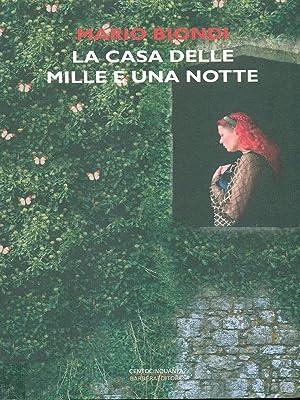 La casa delle mille e una notte: Mario Biondi