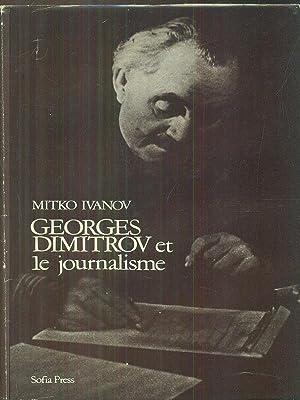 Georges Dimitrov et le journalisme: Mitko Ivanov