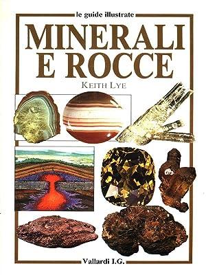Minerali e Rocce: Keith Lye