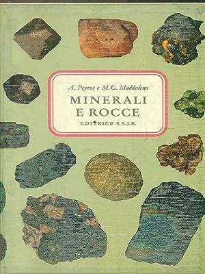 Minerali e rocce: Peyrot - Maddalena