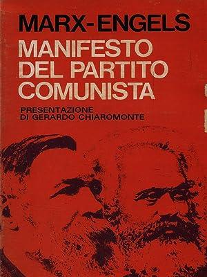 Risultati immagini per manifesto del partito comunista
