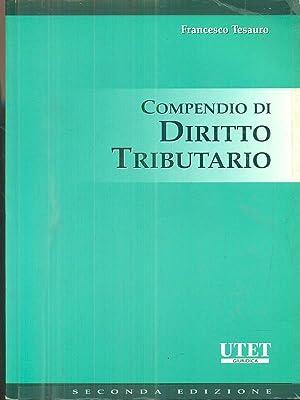 Compendio di diritto tributario: Francesco Tesauro