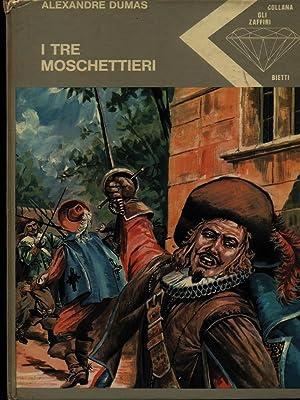 I tre moschettieri: Alessandro Dumas