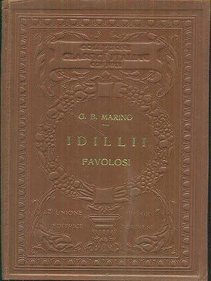 Idillii favolosi: G. B. Marino