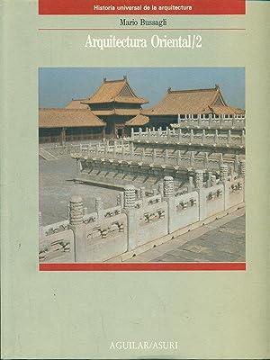 Arquitectura Oriental 2: Mario Bussagli