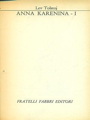 Anna Karenina I: Lev Tolstoj