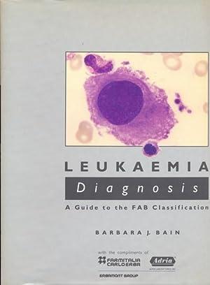 Leukaemia diagnosis: Bain, Barbara J.