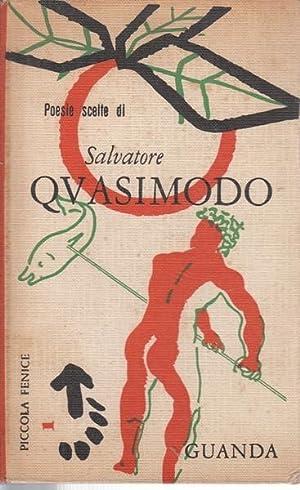 Poesie scelte: Salvatore Quasimodo