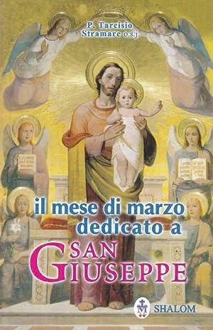 Il mese di marzo dedicato a San: Tarcisio Stramare
