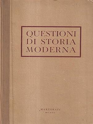 Questioni di storia moderna: Ettore Rota