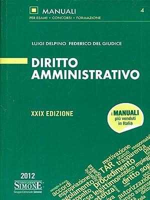 Diritto Amministrativo: Luigi Delpino -