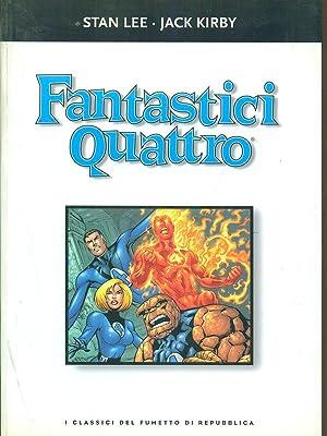 Fantastici Quattro: Lee, Stan -