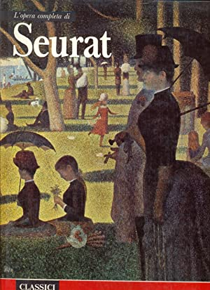 L'opera completa di Seurat: aa.vv.