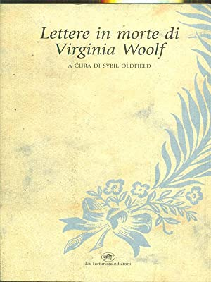 Lettere in morte di Virginia Woolf