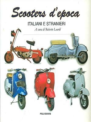 Scooters D'Epoca Italiani E Stranieri: Roberto Leardi