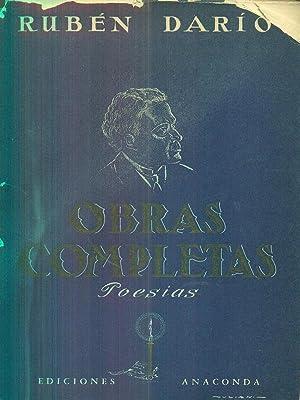 Obras Completas: Ruben Dario