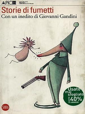 Storie di fumetti: Alberto Cadioli -
