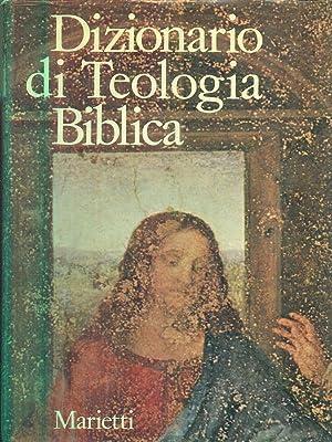 dizionario biblico dufour da