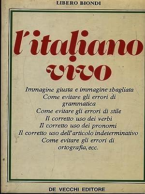 L'italiano vivo: Libero Biondi