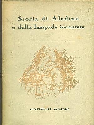 Storia di Aladino e della lampada incantata: Francesco Gabrieli