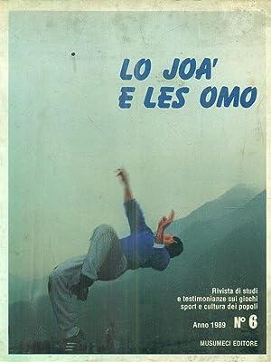 Lo Joa' e les Omo - n: aa.vv.