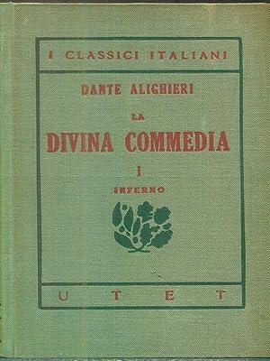 La divina commedia - Inferno: Dante