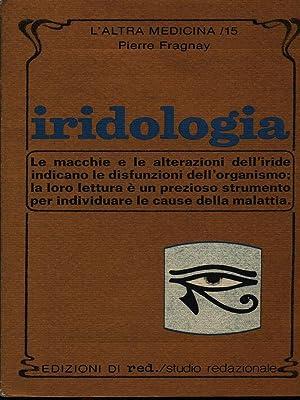 Iridologia: Pierre Fragnay