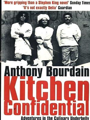Kitchen Confidential: Bourdain, Anthony
