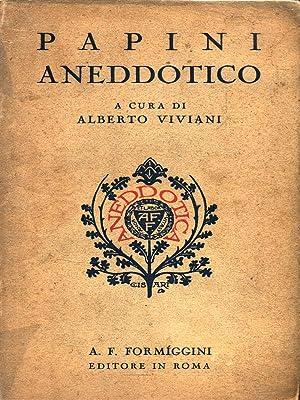 Papini Aneddotico: Viviani, Alberto