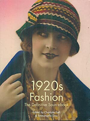 1920s Fashion: The Definitive Sourcebook: aa.vv.