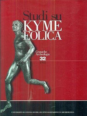Studi su Kyme Eolica. Numero 32 /: aa.vv.